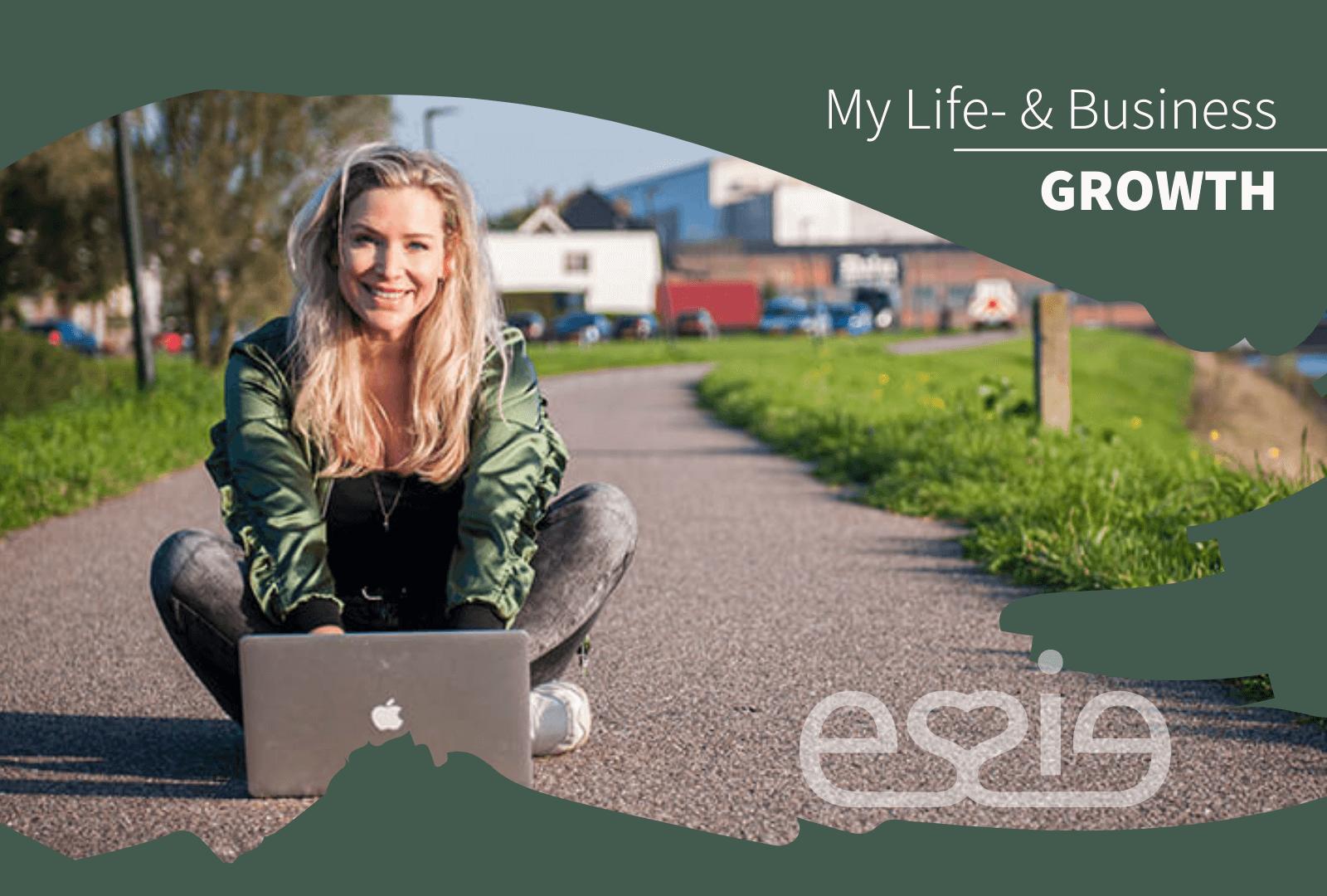 Persoonlijke en businessgroei Essie