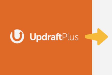 updrafplus installeren op wordpress website