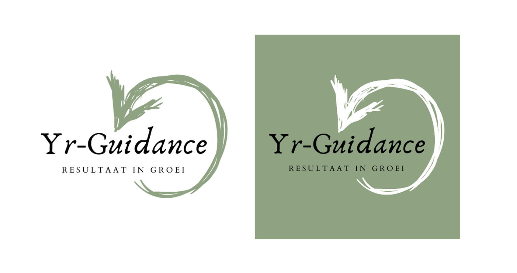 YR Guidance - Branding logo design