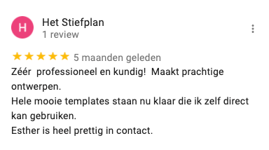 Stiefplan review fb